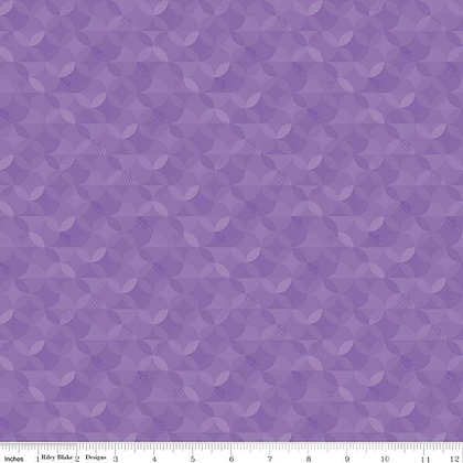 Violet Crayola Kaleidoscope