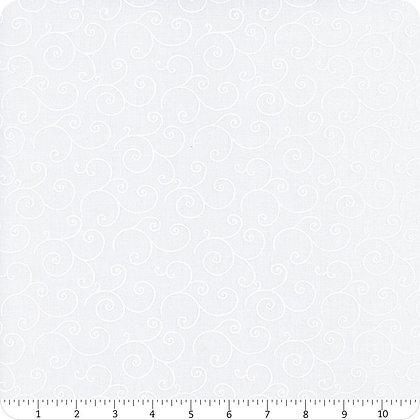 White on White Scroll Kimberbell Basics
