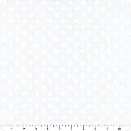 White on White Dots Kimberbell Basics