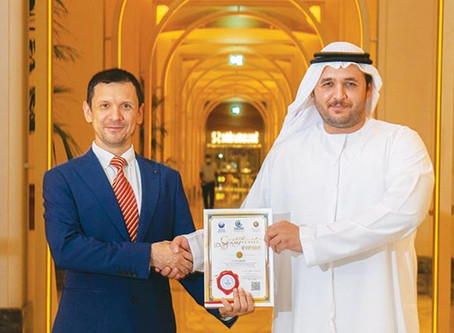 UAE 'R Med Medical Supplies' SterixGate to cope with Covid-19