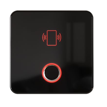 Access Control Reader with Fingerprint