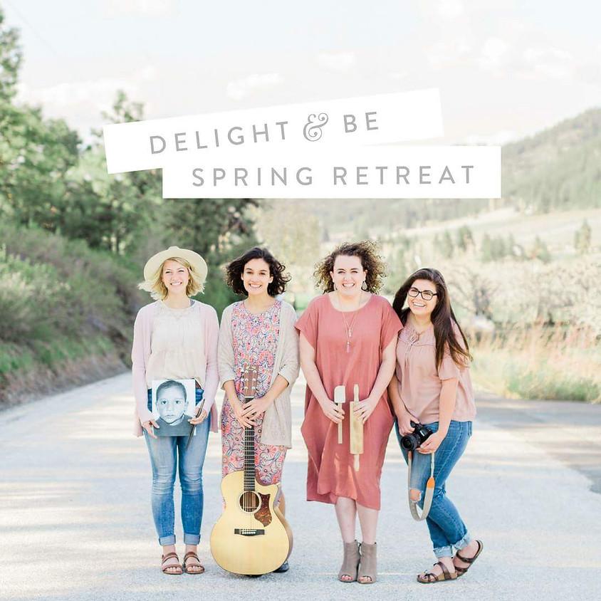 Delight & Be Retreat