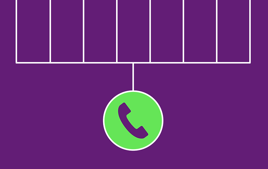Multiple dental phone lines