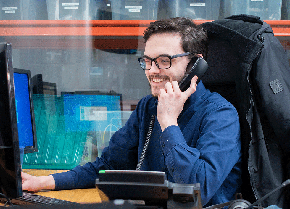Dental IT phone support