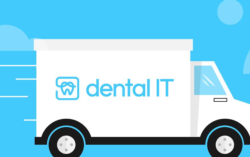 Dental practice emergency IT service