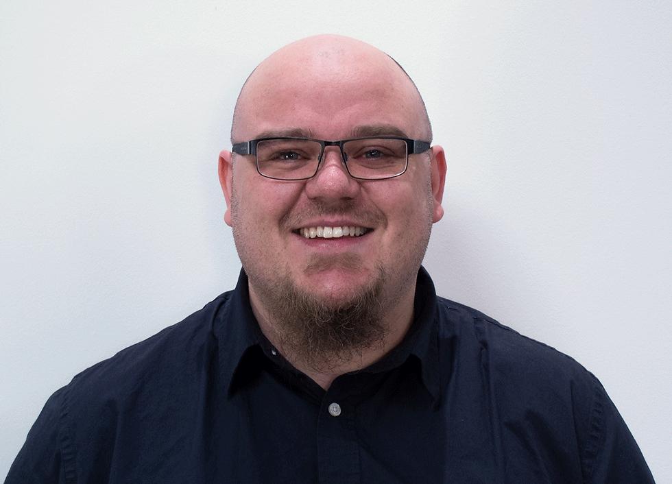 Shaun Lewsley Helpdesk manager