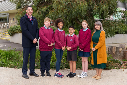 SCHOOL CAPTAINS AND VICE CAPTAINS-G-2179
