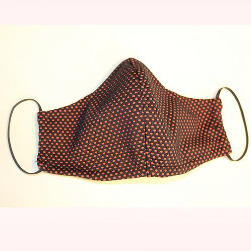 Cloth face mask zebra