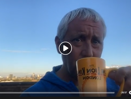 Live Brew With A View Jon Wedger - talks grooming gangs, justice for Ellie, BLM, Child Abuse...