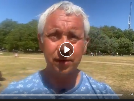 Jon Wedger Live - Hyde Park Protest - 30th May 2020