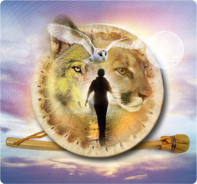 Monthly Shamanic Drumming and Healing Circle - Friday 7pm-9pm