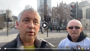 Live - Campaign For Justice - Parliament Demonstration