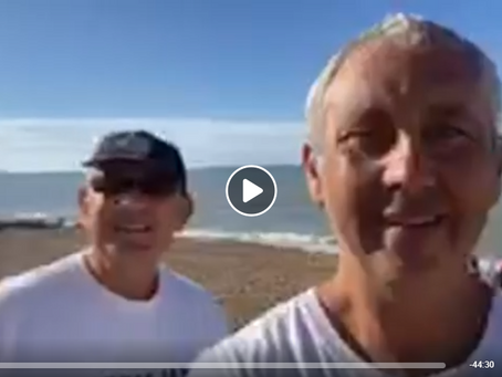 BBB - Brian's Beach Baptism with Sean Kelly - 14th June 2020