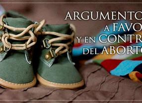 Argumentos a favor y en contra del aborto