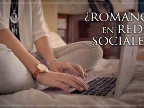 ¿Son seguros los romances en redes sociales?