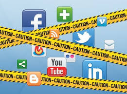 Riesgo redes sociales para los jóvenes