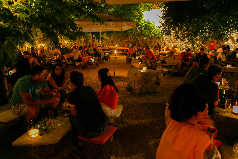 The Garden! ;-)