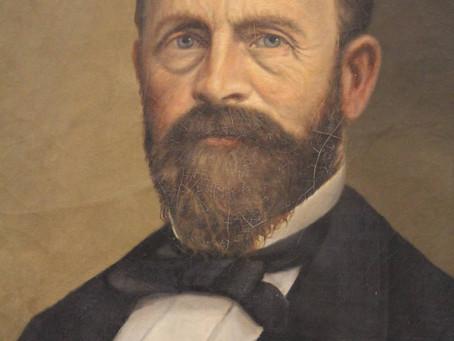 Happy 200th Birthday, Henry Crandall