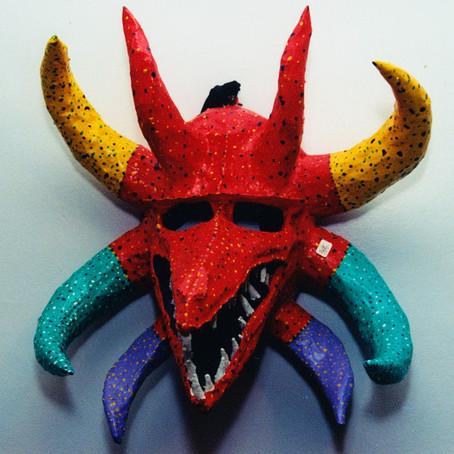 Puerto Rican Vejigante Masks