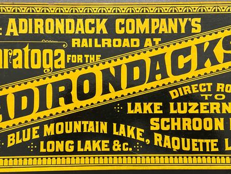 Patton Adirondack Railway Collection