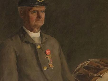 Who painted Drummer Truman Kingsley?