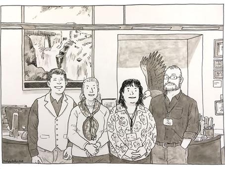 Drawn to Folklife: An Illustrated Tour