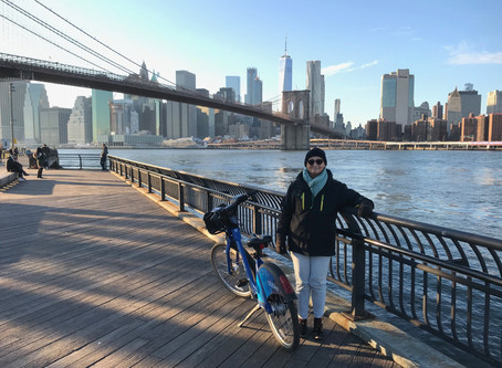 Vacances de noël 2017 à New York