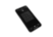 mockup-of-an-iphone-11-suspended-on-one-