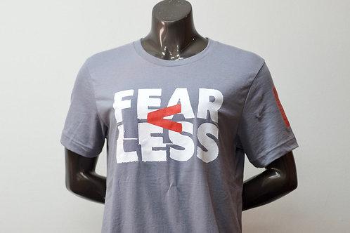 Fearless Movement T-Shirt (Platinum)