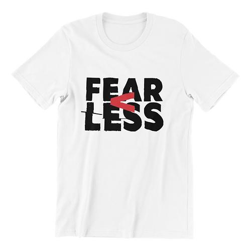 Camiseta de movimiento sin miedo
