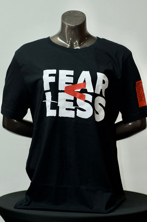 Fearless Movement T-Shirt (Black)