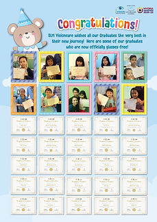 Congratulations to Our Little Angels!