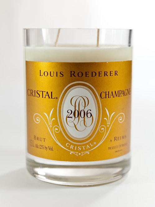 Cristal Gold Magnum