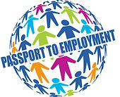 Passport to Employment Logo