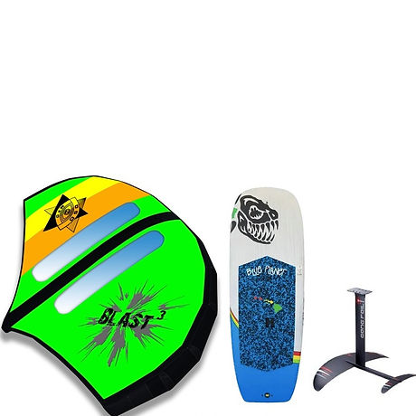 Wingsurfing Wing Foiling SUP