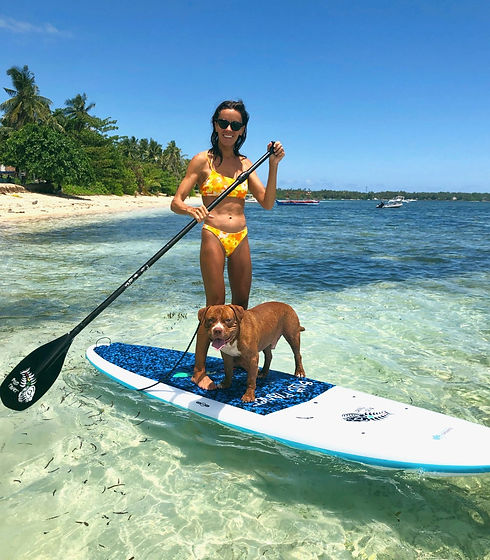 Stand Up Paddle Siargao Philippines