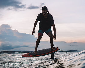 Surf Foil Siargao Philippines