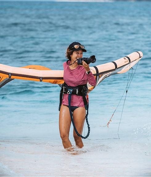 Rozie Delgado Siargao Water Sport Activities