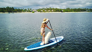 Stand up Paddle SUP Siargao
