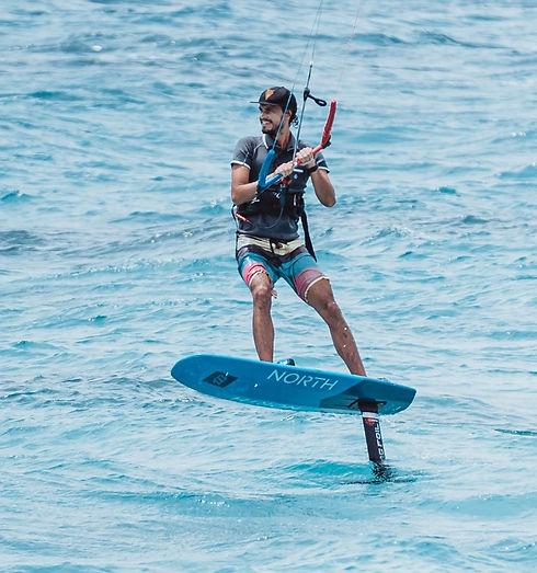 Hendrik Van de Perre Siargao Water Sport Activities