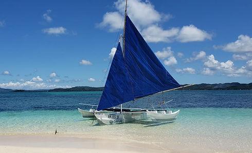 Sailing Siargao Philippines