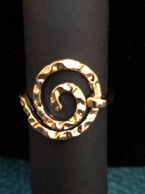 Spiral Wave Ring