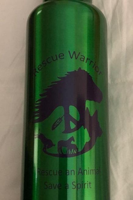 Stainless Steel Sport Water Bottle