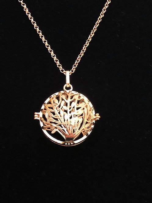 Aromatherapy Essential Oil Diffuser Locket
