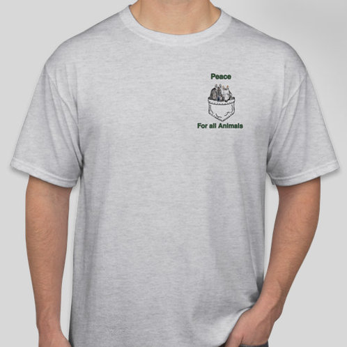 Peace for all Animals T Shirt