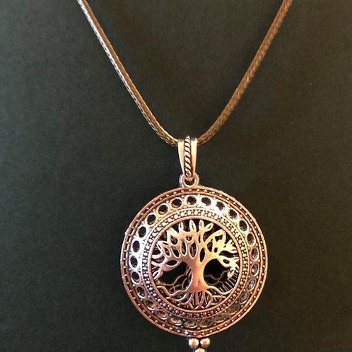 Copper Aromatherapy Essential Oil Diffuser Locket