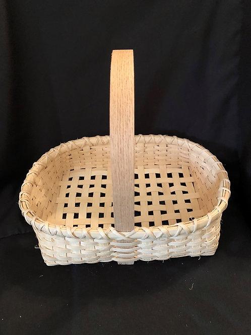 Small Handmade Natural Basket