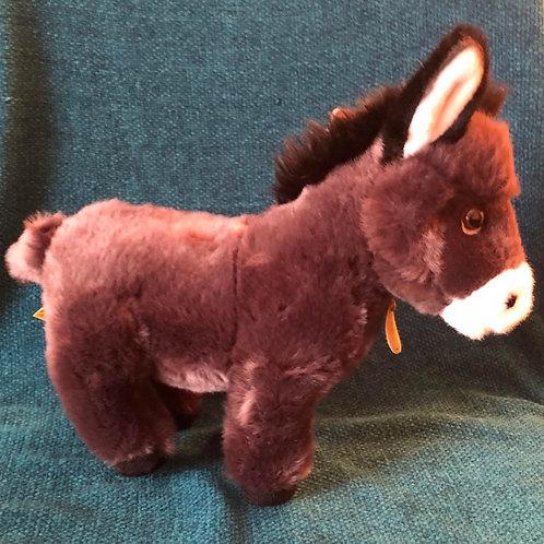Plush Donkey Foal