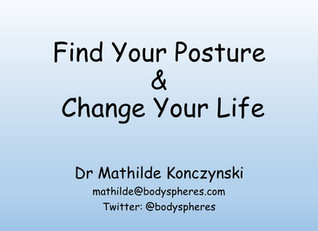 Find Your Posture & Change Your Life