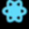 React logotype
